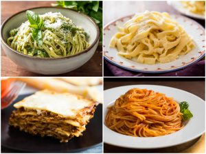 3 sauces pour pâtes italiennes classiques que vous devriez essayer