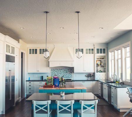 Un éclat de bonheur dans la décoration de votre cuisine