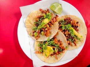 Comment faire le taco mexicain?