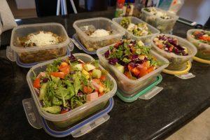 4 raisons pour commencer à préparer vos repas à l'avance